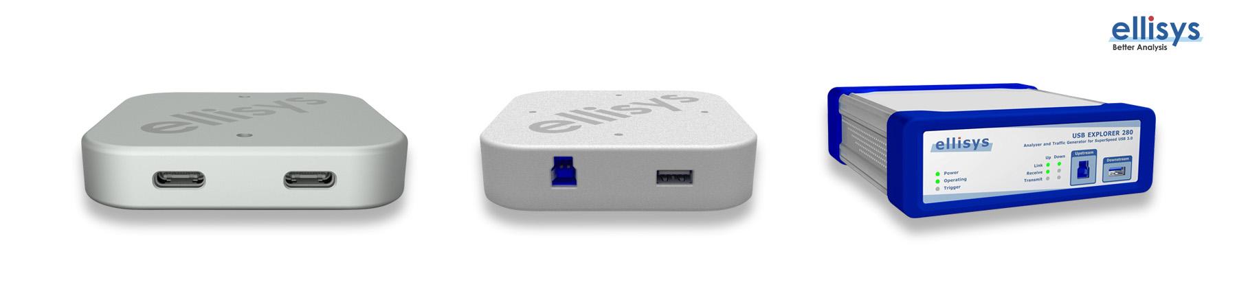 USB/USB Power Delivery プロトコル・アナライザ