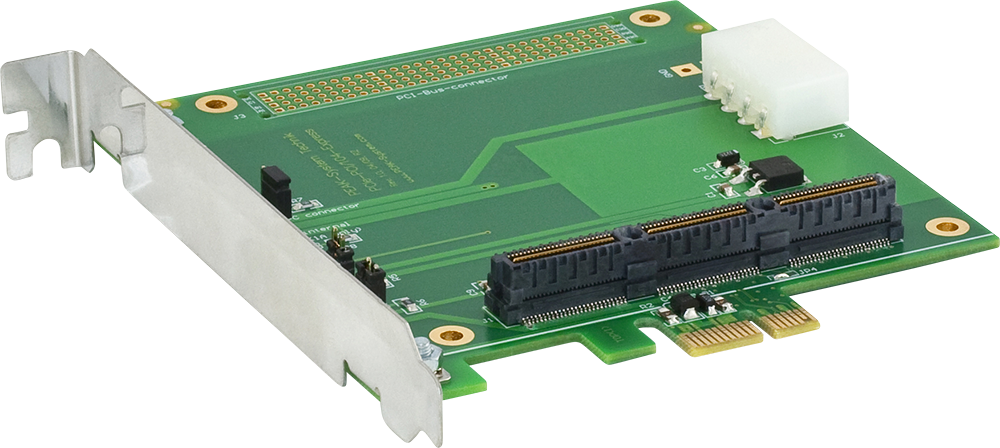 PCI-Express-PCIe/104 Adapter | GAILOGIC - ガイロジック株式会社